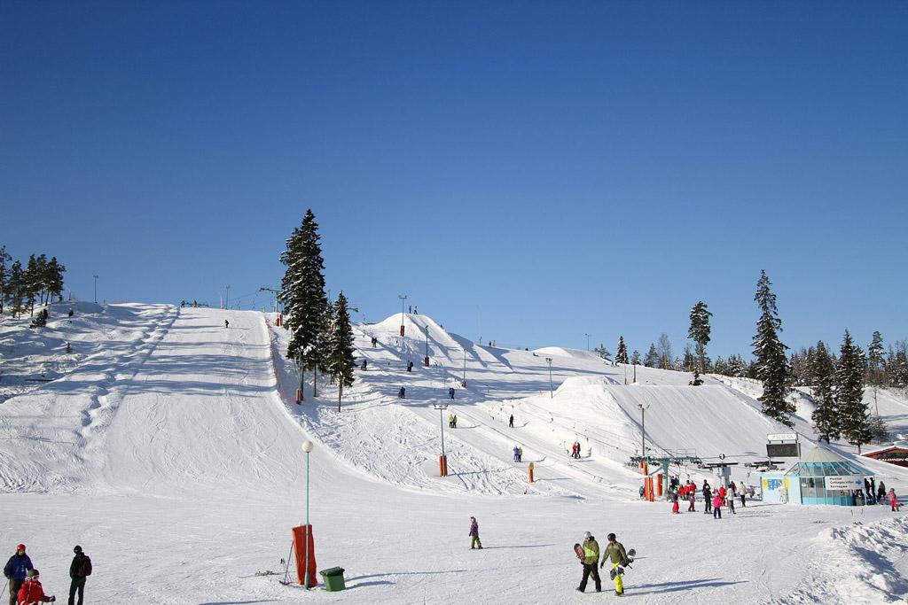 Hotelli Korpilampi Serena Ski hiihtoloma tarjous Espoo