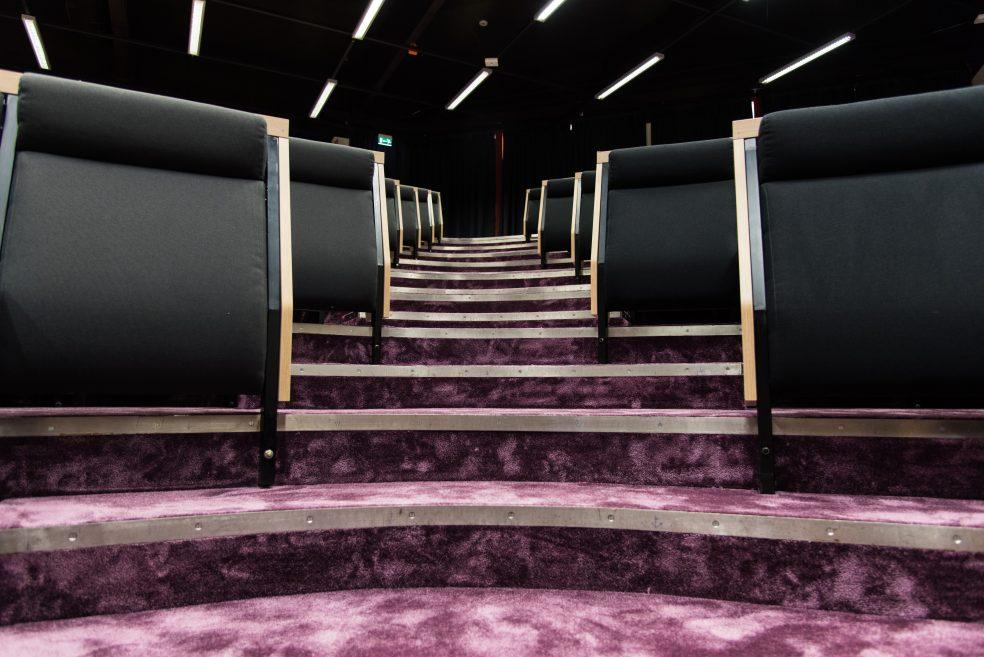 Hotelli Korpilampi Espoo auditorio 350 hengelle