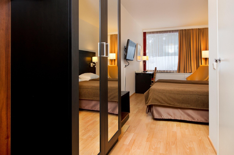 Hotel Korpilampi Espoo standard twin room