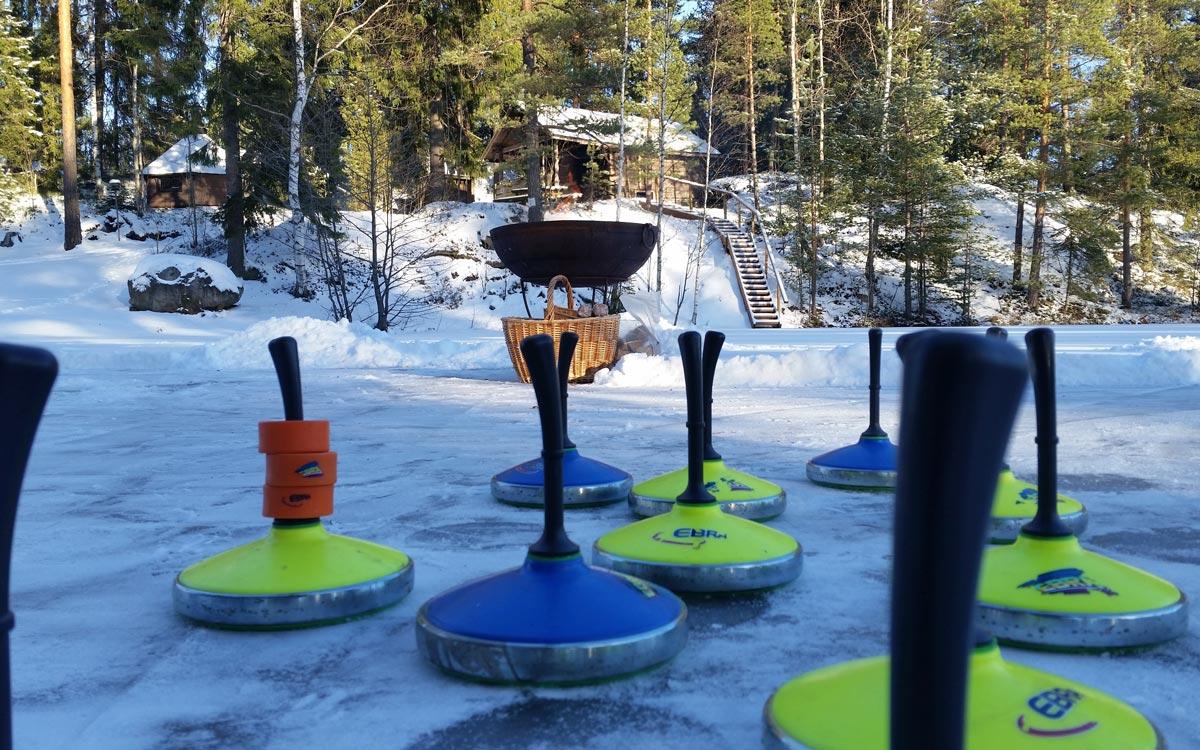 Hotelli Korpilampi Espoo ohjelmapalvelu virkistyspäivä tiimipäivä