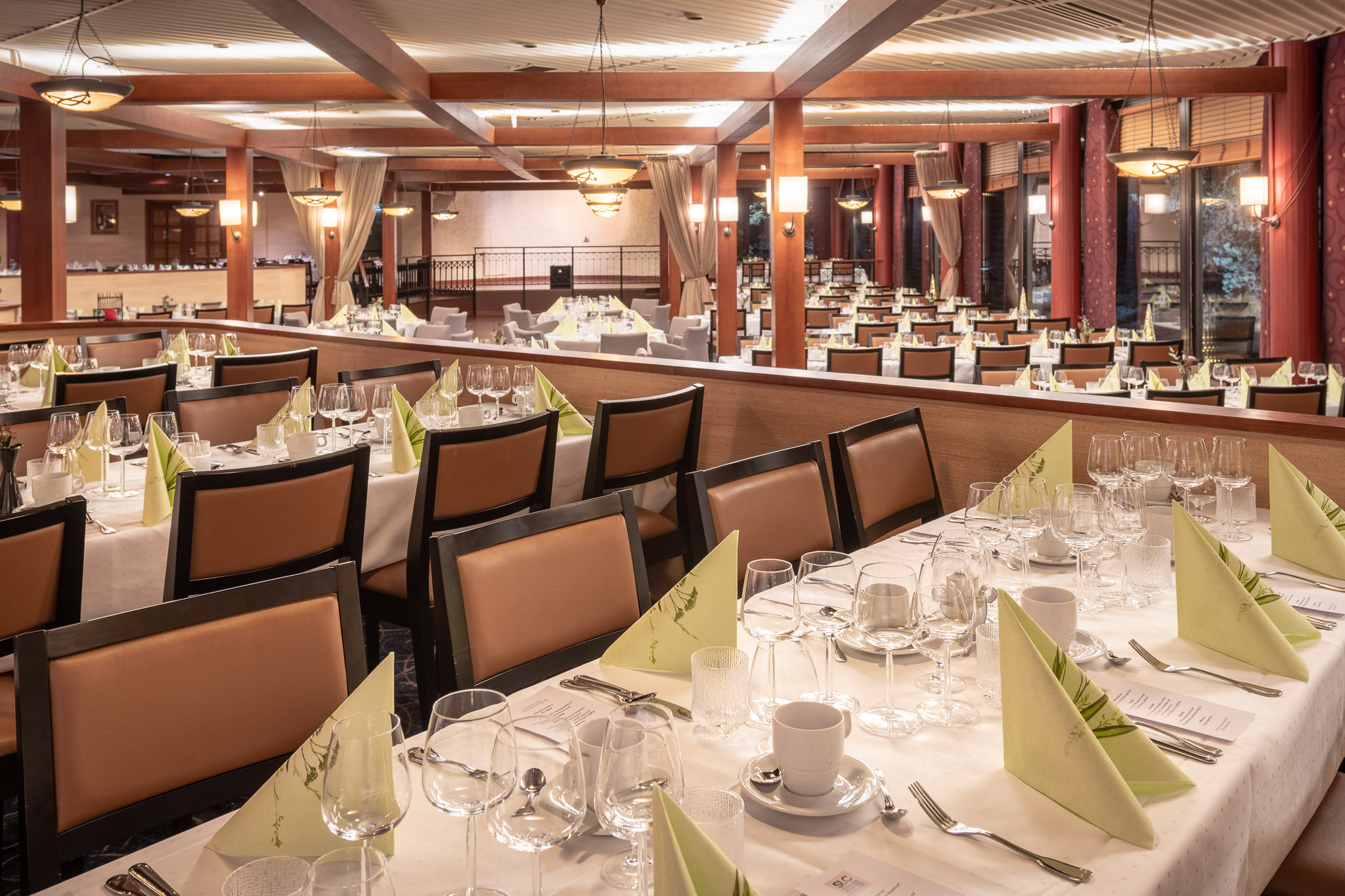 Hotelli Korpilampi kokous illallinen