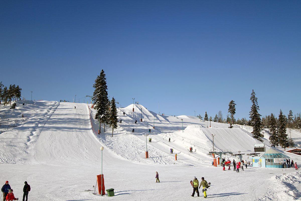 Hotelli Korpilampi Espoo hiihtoloma Serena vesipuisto Serena Ski