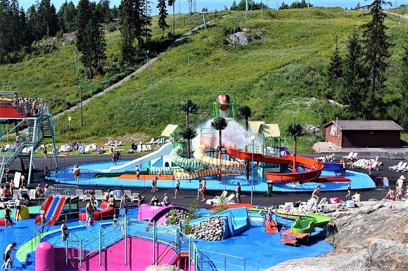 Hotelli Korpilampi Espoo kesä kesäloma vesipuisto tarjous