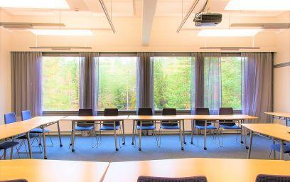 Hotelli Korpilampi Espoo kokoustila kokouspalvelut