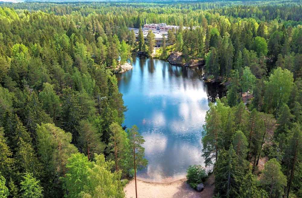 Hotelli Korpilampi Espoo kokoushotelli virkistyspäivä luontoaktiviteetti