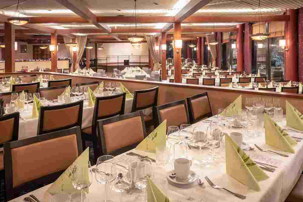 Hotelli Korpilampi ravintola