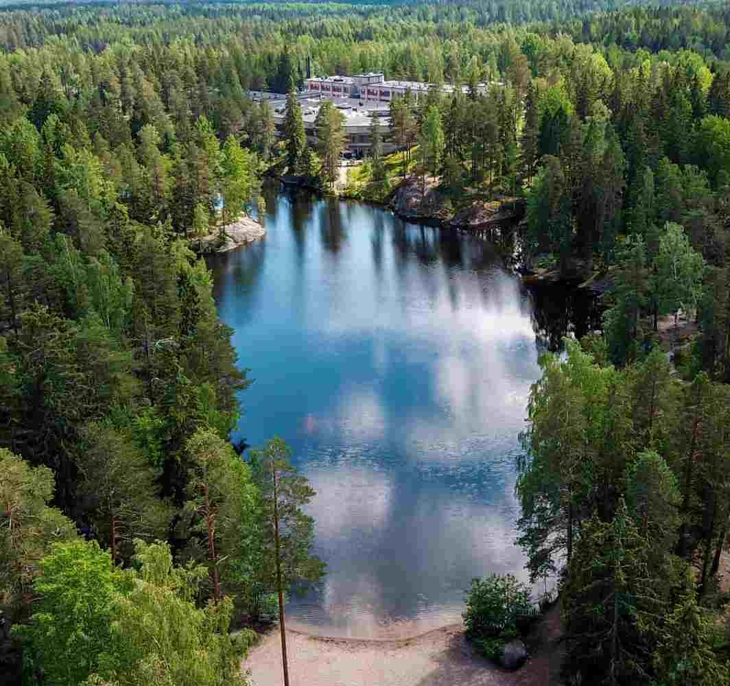 Hotelli Korpilampi Espoo työmatka majoitus pitkäaikaismajoitus