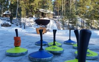 Virkistyspäivät aktiviteetit talvi kevät Hotelli Korpilampi Espoo