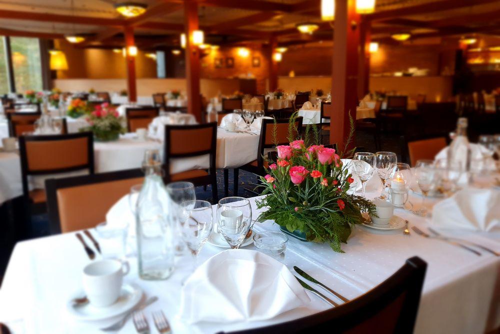 Hotelli Korpilampi Espoo ravintola A la Carte tilausravintola
